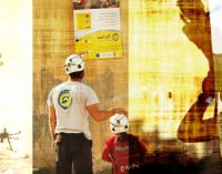 """The White Helmets, Hala Systems and the Grotesque Militarization of """"Humanitarianism"""" in Syria"""