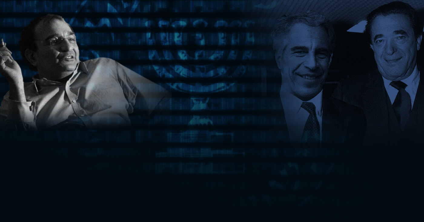 Former Israeli Intel Official Claims Jeffrey Epstein, Ghislaine Maxwell Worked for Israeli Intel