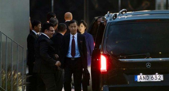 Nuclear talks between North Korea, US break down in Stockholm