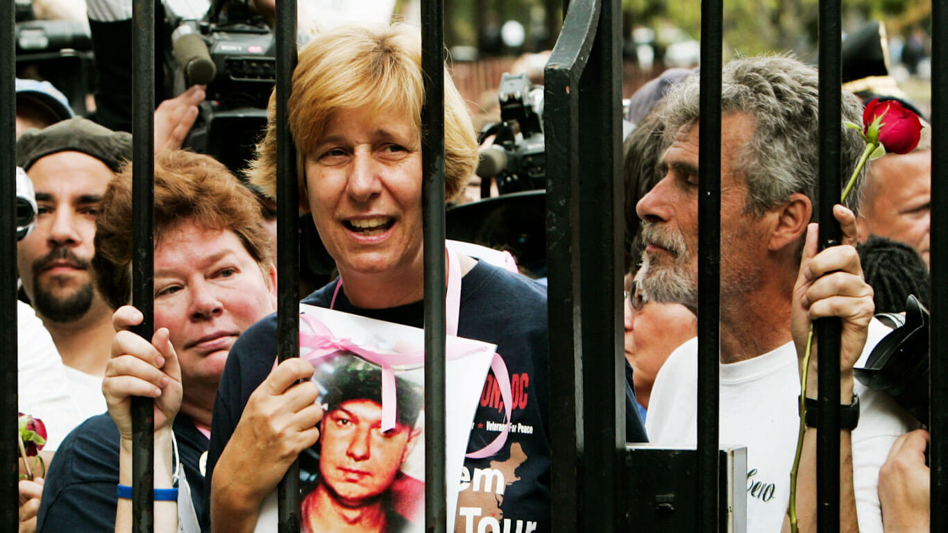 Rage Against the War Machine: An Interview with Peace Activist Cindy Sheehan