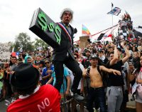 Chilean Protests: A Revolt against Neoliberalism the Media Refuses to Acknowledge