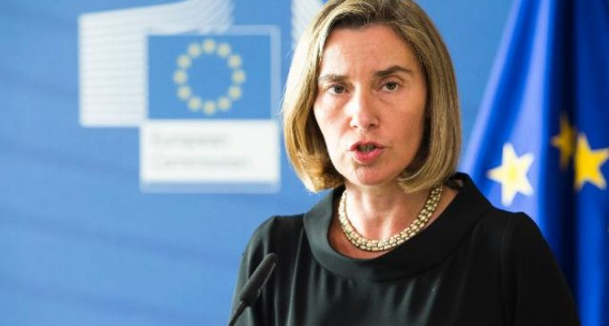 Declaration by Federica Mogherini on recent developments in north-east Syria