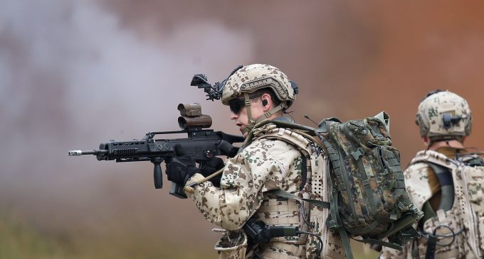 Germany seeks military involvement in the Greater Middle East