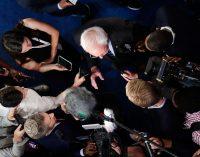 #Bernieblackout: The Media Isn't Even Hiding Its Anti-Bernie Bias Anymore