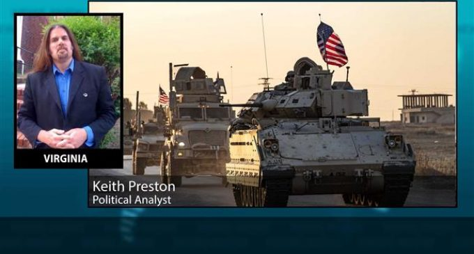 Trump repeatedly broke pledge to withdraw US troops from Mideast: Analyst