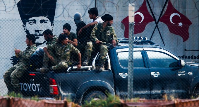 ISIS Captives Offer a Convenient Pawn in Turkey's Syria Chess Game