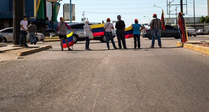 Another Failed US-Backed Coup Attempt in Venezuela Goes Unnoticed