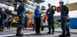 Elizabeth Warren's Support for Bolivia Coup Consistent With Other Hawkish Foreign Policy Positions