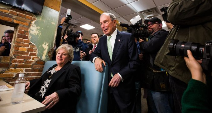 Michael Bloomberg's President Run Raises Questions About Democracy and a Free Press