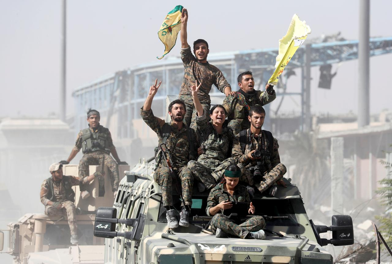 The Insoluble Contradictions of Daesh and the PKK/YPG, by Thierry Meyssan