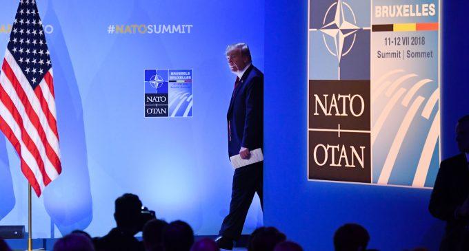 Medea Benjamin: Donald Trump Was Right, NATO Should Be Obsolete