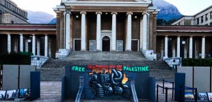 Elected by Donors: How the University of Cape Town Was Bullied into Embracing Israel