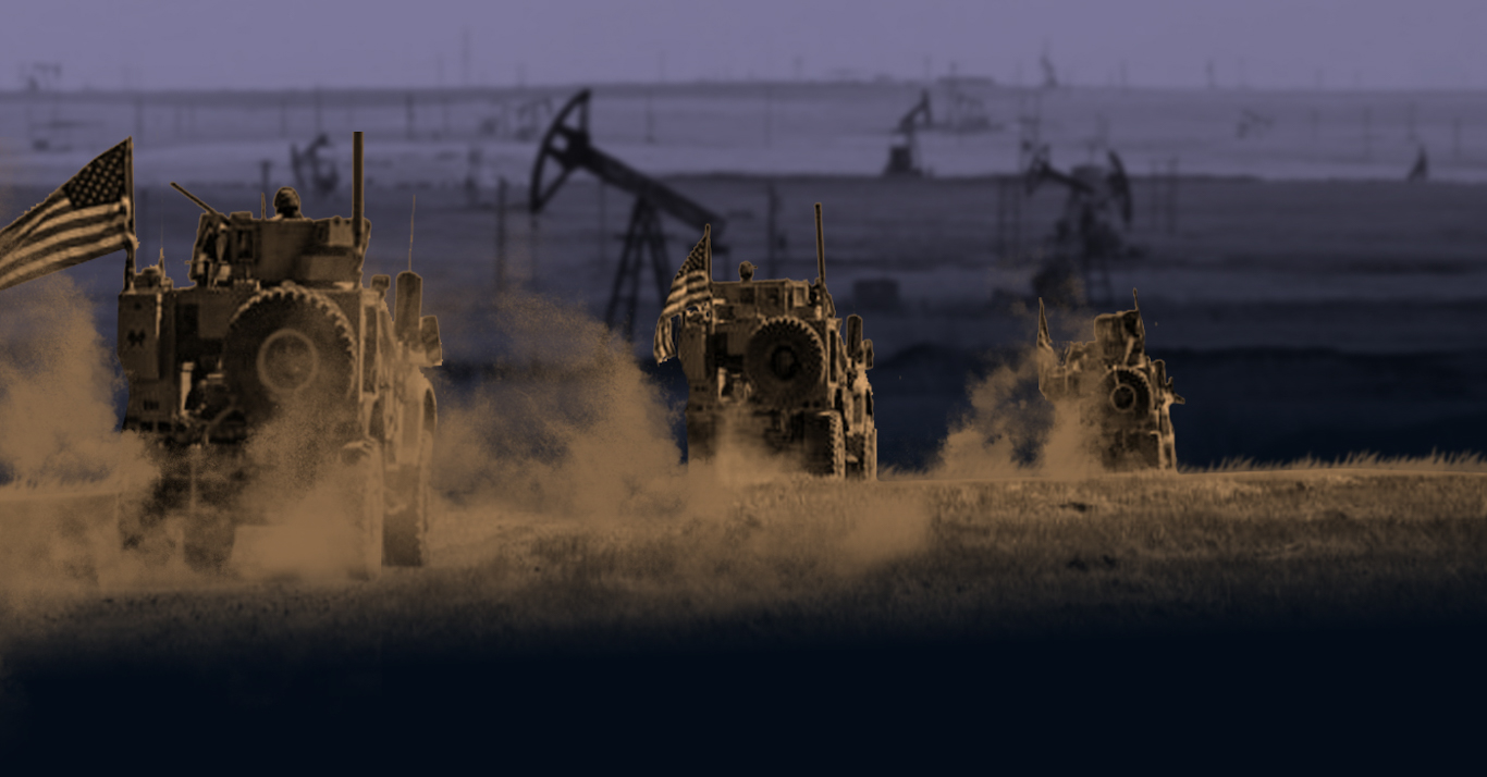 The Israel Lobby's Hidden Hand in the Theft of Iraqi and Syrian Oil