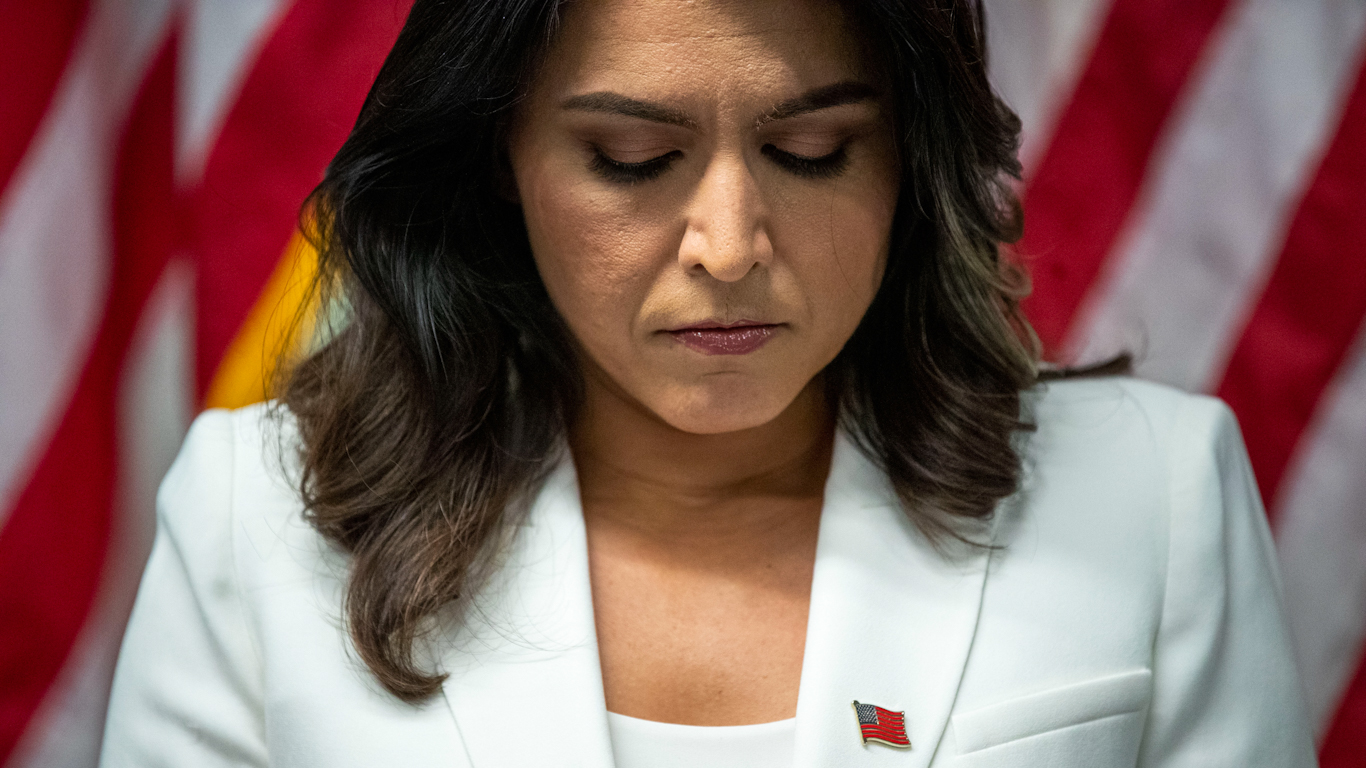 The Real Reasons Tulsi Gabbard Did Not Vote to Impeach Donald Trump