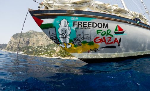 The Freedom Flotilla Will Make its 35th Attempt to Sail to Gaza in 2020