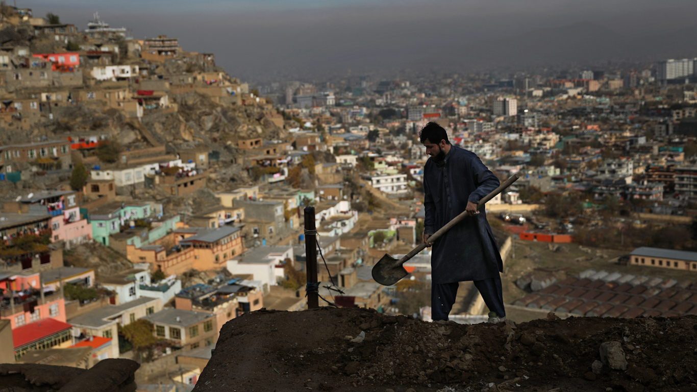 """After 18 Years of US Occupation, Poll Finds Zero Percent of Afghans Thriving, 85 Percent """"Suffering"""""""