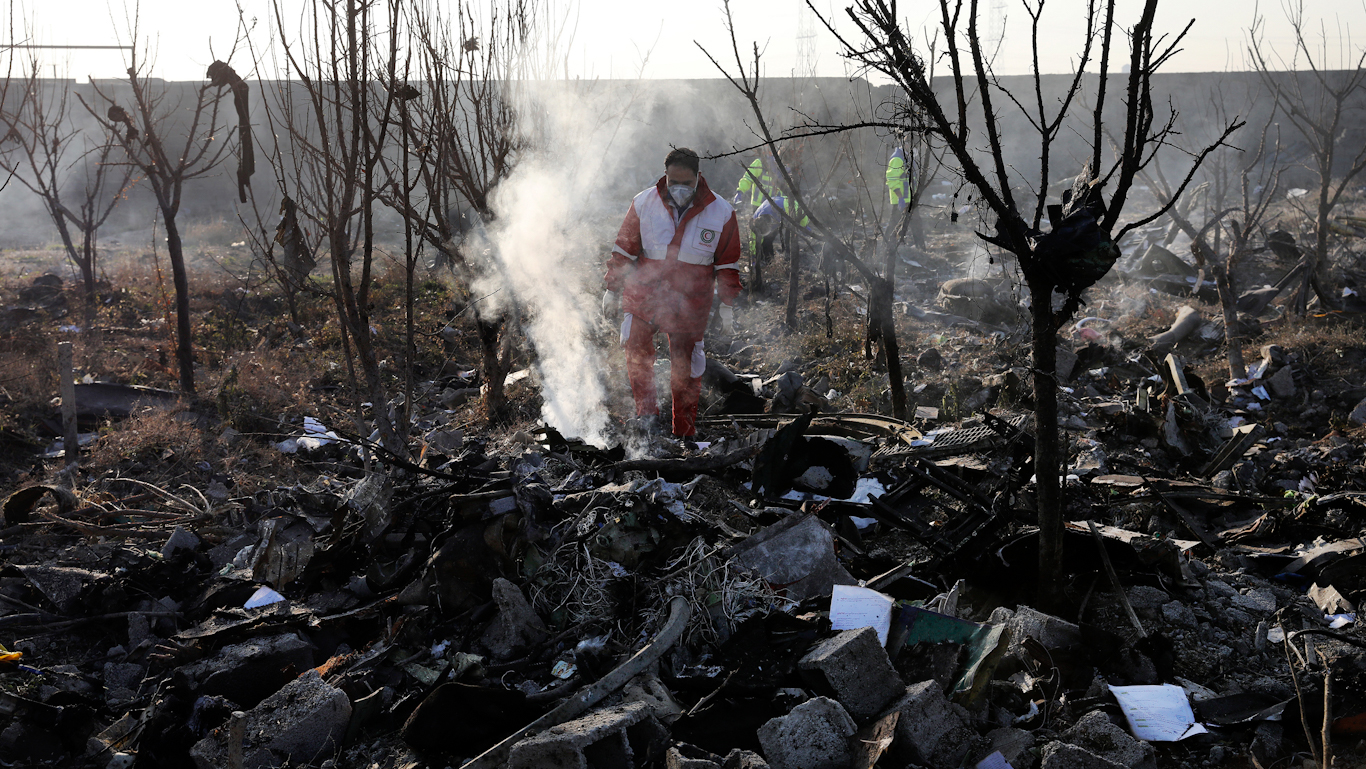 Questions Surround Mysterious Plane Crash in Iran That Left 176 Dead