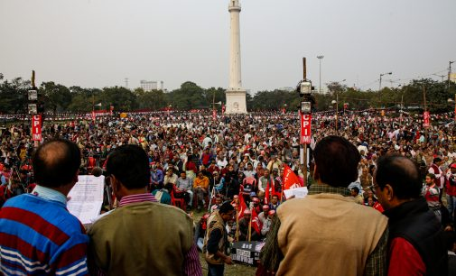 India Puts Capital on Lockdown as Protests Against Discriminatory Laws Rage on