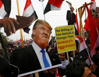 Enormous Crowds at Iraq's Million Man March Tell America to Leave for Good