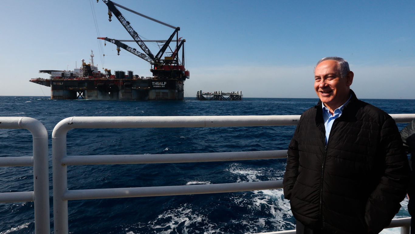 Pipeline or a Pipedream: A Conflict is Brewing Between Israel and Turkey over Natural Gas