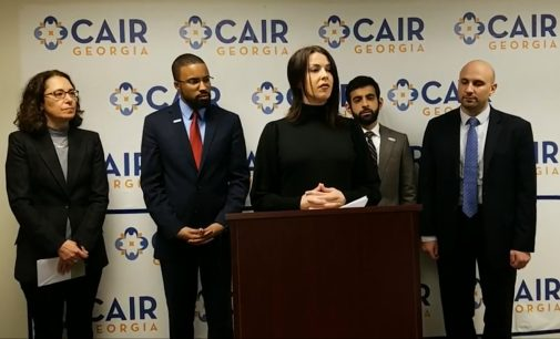 Journalist Abby Martin Sues State of Georgia Over Law Requiring Pledge of Allegiance to Israel