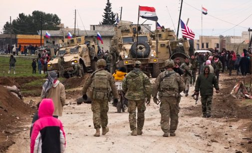 Scuffle Between Syrian Civilians and US Soldiers Reflects Increasing Hostility to US Troops