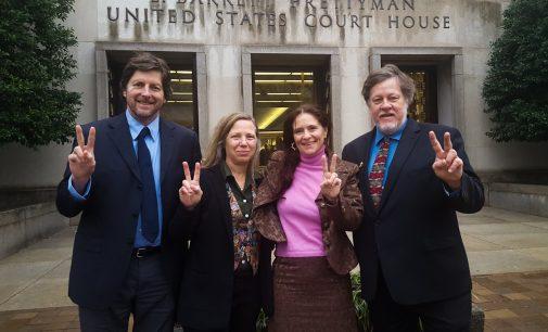 Mistrial Declared in Kafkaesque D.C. Trial of Venezuela Embassy Protectors
