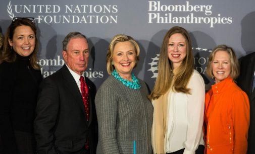 Michael Bloomberg Is Trying To take Down Bernie Sanders, Not Trump