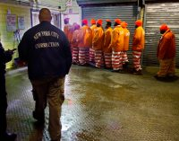 New York Mobilizes Rikers Island Prisoners To Dig Mass Graves for Coronavirus Victims