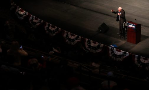 The Great Gray Hope: Bernie Sanders Tests the Limits of US Political Systems