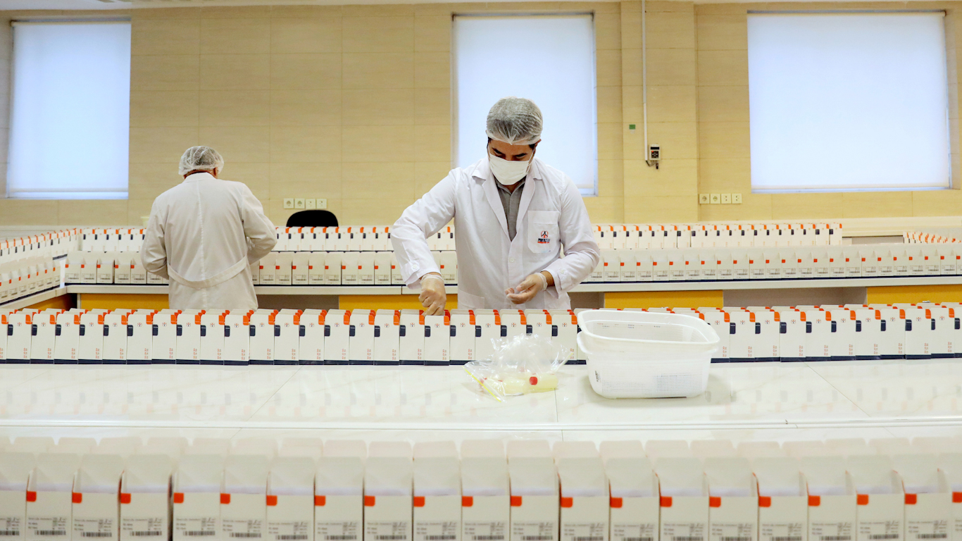 Sanctioned Countries Are Now Leading the World in the Fight Against Coronavirus