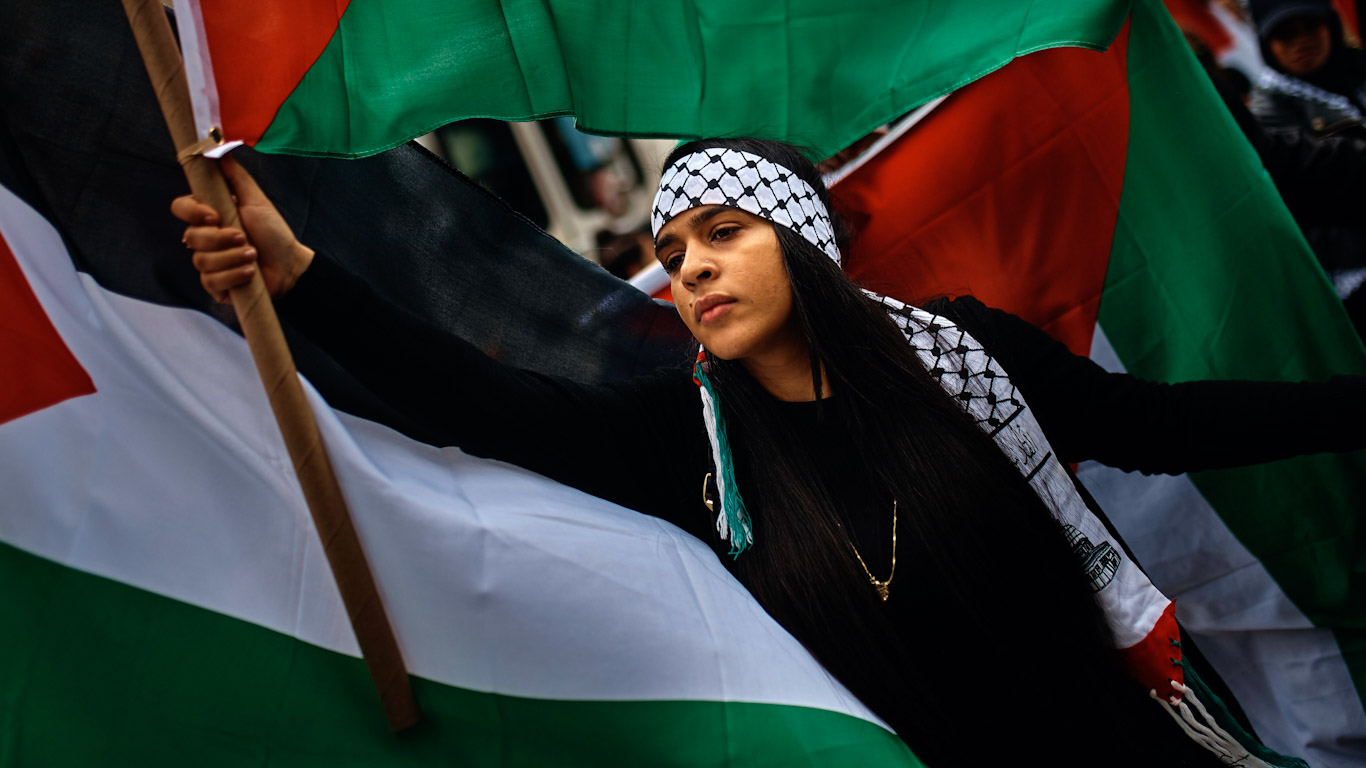 Justice is Indivisible: Placing Palestine Back at the Center of American Muslim Activism