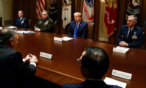 As US Reels From COVID-19, Trump Turns to Sanctions, War Making and Threats