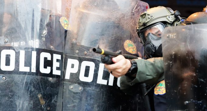 George Floyd Protests: Police Escalating Violence Across America