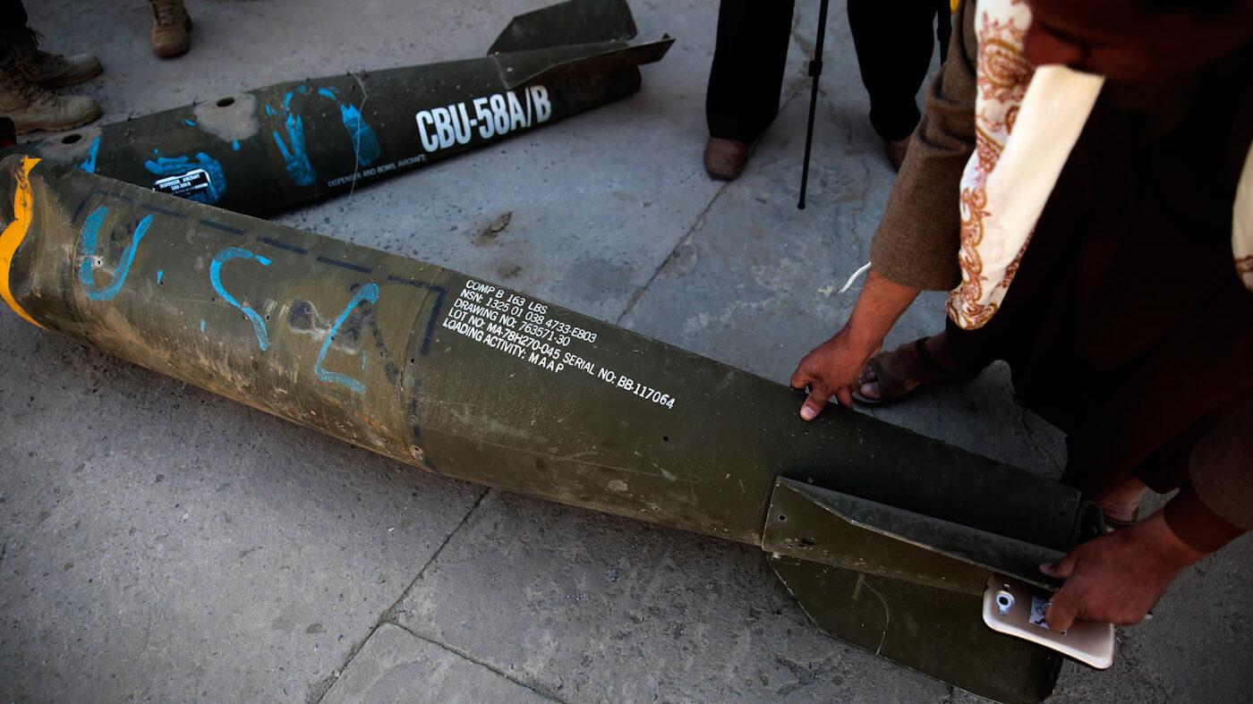 US Considers New Weapons for Saudi Arabia as Kingdom Renews Yemen Border Bombings