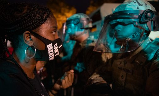 Black Lives Matter Everywhere: Its Time to Defund the US Military