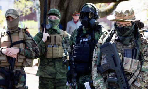 Murderous US Military Agents and Left-wing Extremists Share Stage in the Fake News Sweepstakes
