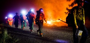 "Fire-Engulfed California Short on Firefighters as Prison ""Slaves"" Under COVID-19 Lockdown"