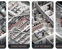 Private Prison Simulation Game Goes Viral on Apple App Store