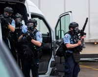 10 Reasons Why Defunding Police Should Lead to Defunding War