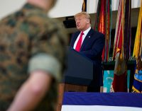 "Trump Tells Florida Crowd ""Something Will Happen in Venezuela"" Soon"
