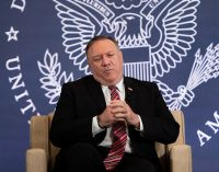 Mike Pompeo Delineates Atlanticist Playbook To Target China, Russia and Iran