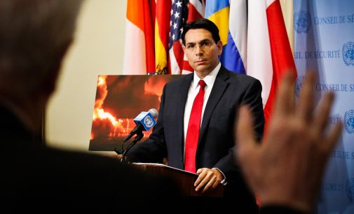 Anti-Diplomacy: Danny Danon Ends Five Year Legacy of Israeli Hasbara at the UN