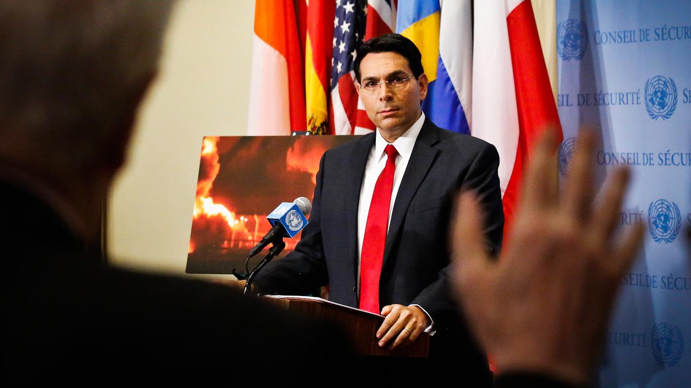 Anti-Diplomacy: Danny Danon Ends Five Year Legacy of Israeli Hasbara at the UN