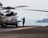 Amid Escalating Tensions, US Warships Sail Just Miles off Coast of China