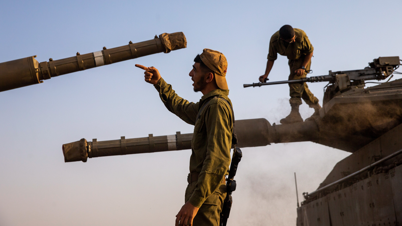 List of Targets Leaked: Israel Fears Worst in ICC War Crimes Investigation