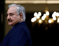 New Reports Suggest Libyan Warlord Khalifa Haftar is Working with Mossad