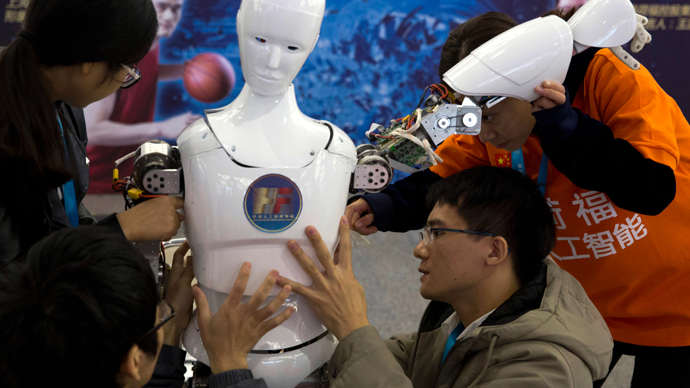 Federal Government Releases Bipartisan Anti-China Plan for Artificial Intelligence
