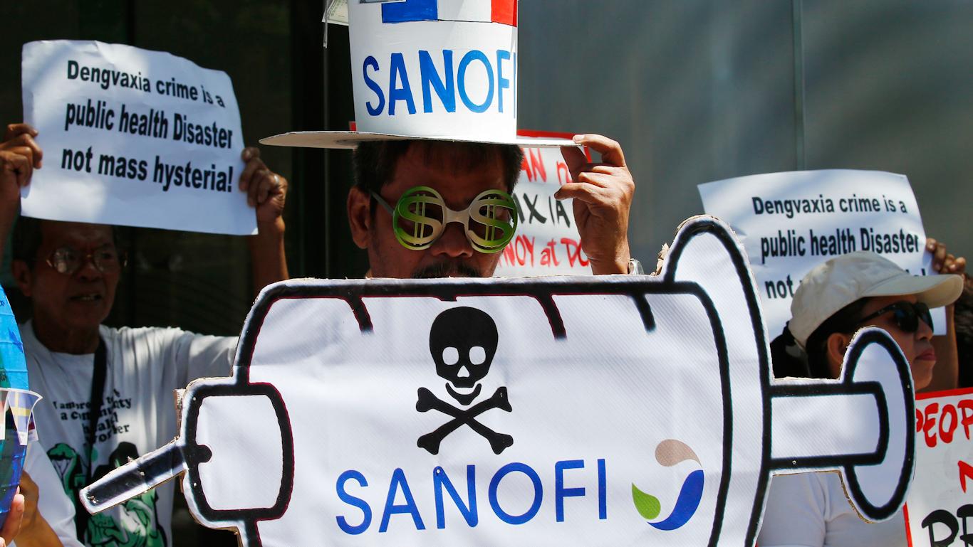 Big Pharma Giants GlaxoSmithKline, Sanofi Receive $2.1 Billion to Develop COVID Vaccine
