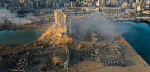 Beirut Blast a Deadly Blow to Lebanon's Already Shattered Economy